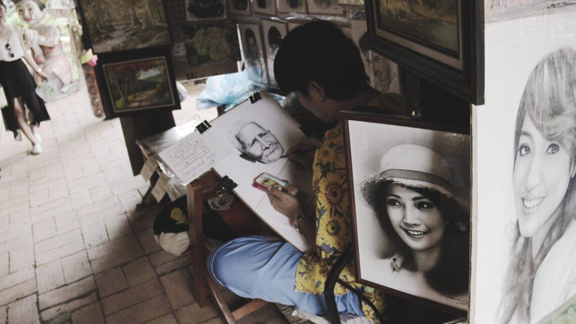O desvalorização do artista no Brasil